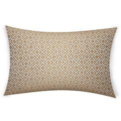 Esquibel Lumbar Pillow Color: Beige