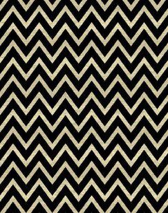 Orkney Black/Cream Area Rug Rug Size: Rectangle 2' x 3'