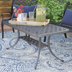 Nola Coffee Table Table Size: 42