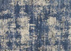 Aparicio Blue/Granite Area Rug Rug Size: Rectangle 5'3