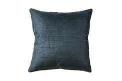 Kutz Indoor Throw Pillow Color: Indigo