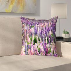 Joyeta Field Pillow Cover Size: 14