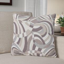 Levens Indoor Throw Pillow Size: 22