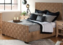 Marco Panel Bed Size: King