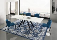 Shingleton Extendable Dining Table Set