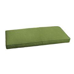 Outdoor Sunbrella Bench Cushion Size: 45