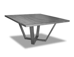 Macarthur Solid Wood Dining Table Size: 30