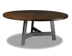 Malinowski Dining Table Color: Walnut, Size: 30
