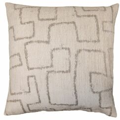 Monarch Maze Pillow Size: 26