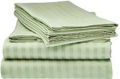 Kawakami Premium Deep Pocket Bed Microfiber Sheet Set Color: Sage, Size: Queen