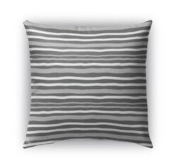 Ewers Indoor/Outdoor Pillow Size: 18