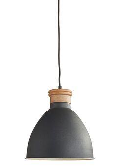Cosentino 1-Light Bell Pendant Finish: Black