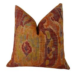 Montemayor Ikat Luxury Sofa Pillow Size: 12