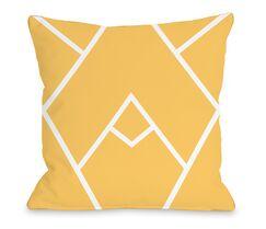 Melgar Outdoor Throw Pillow Size: 18
