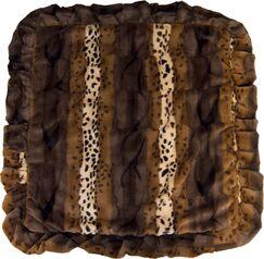 Wild Kingdom Grizzly Bear Mat Size: Large (36