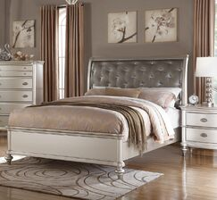 Leahy Upholstered Sleigh Bed Size: Queen