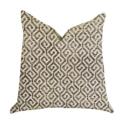 Gilleland Shades Maze Luxury Pillow Size: 22
