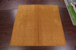 Fortune Oriental Hand-Knotted Wool Beige Area Rug