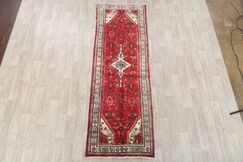 One-of-a-Kind Oronoco Traditional Hamadan Persian Hand-Knotted 3'3
