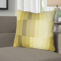 Wakefield Throw Pillow Size: 20