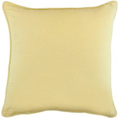Platz Cotton Throw Pillow Color: Wheat