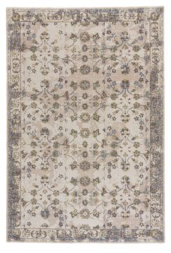 Reardon Keshan Wool Sand Area Rug Rug Size: Rectangle 3'11