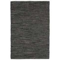 Sardis Hand-Woven Gray Indoor/Outdoor Area Rug Rug Size: Rectangle 3'6