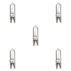 G9 Dimmable Halogen Capsule Light Bulb Wattage: 25W