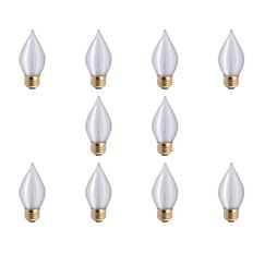 25W E26 Dimmable Incandescent Light Bulb Satin