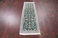 One-of-a-Kind Melgar Classical Nain Isfahan Traditional Persian Hand-Knotted 2'3