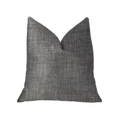Leger Luxury Throw Pillow Size: 12