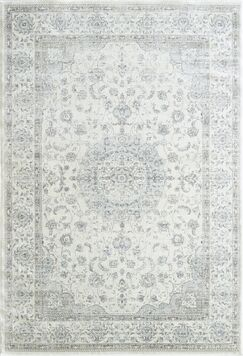 Whyalla Cream Area Rug Rug Size: Rectangle 6'7