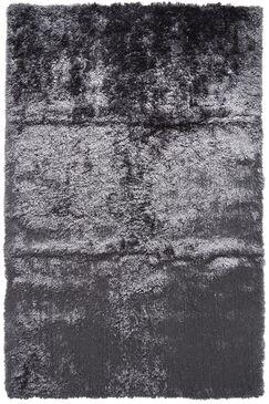 Kennon Hand-Tufted Slate Area Rug Rug Size: Runner 2'6