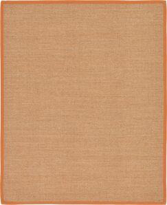 Gryselda Light Brown Area Rug Rug Size: Rectangle 8' x 10'