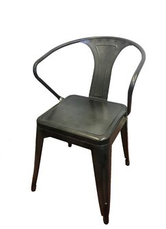 Meserve Retro Dining Chair