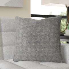 Crittenton Luxury Throw Pillow Size: 18