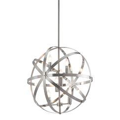 Hermia 6-Light Globe Pendant