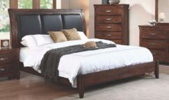 Angelynn Upholstered Panel Bed Size: Eastern King