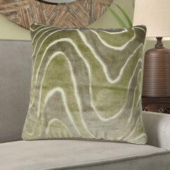 Piner Luxury Sofa Pillow Fill Material: 95/5 Feather/Down, Size: 16
