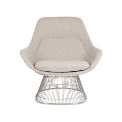 Ginyard Lounge Chair Upholstery: Wheat