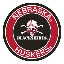 University of Nebraska - Blackshirts Doormat