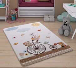 Shultz Sunny Day Beige Area Rug Rug Size: Rectangle 3'3