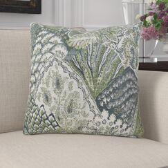 Eells Spring Nature Pillow Size: 12