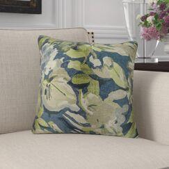Eells Citrine Luxury Pillow Fill Material: H-allrgnc Polyfill, Size: 12