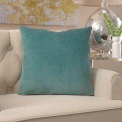 Frasher Luxury Designer Pillow Fill Material: H-allrgnc Polyfill, Size: 20
