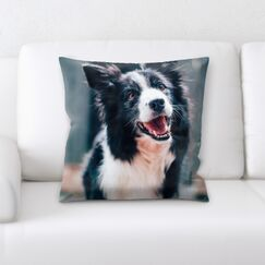Kacey Animal (13) Throw Pillow