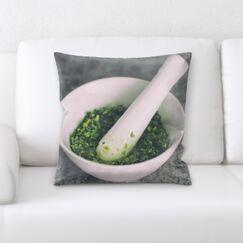 Appetizing Food (12) Throw Pillow