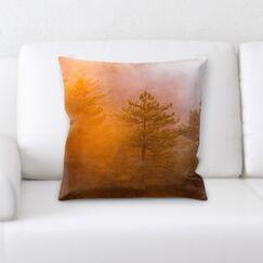 Sabine (303) Throw Pillow