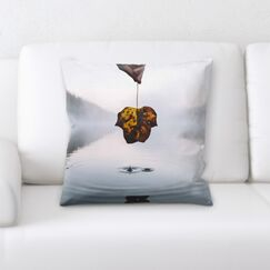Speer Meditation and Calming Moments (93) Throw Pillow
