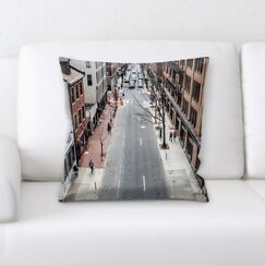Portrait Style Photography (151) Throw Pillow